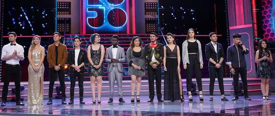 Rojo: Casting de cantantes alcanzó peaks de 13 puntos y tuvo su primer eliminado