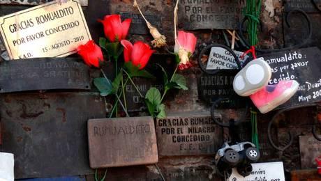 Animita de Romualdito podría convertirse en Monumento Nacional