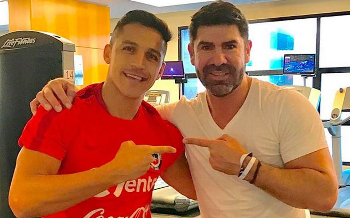 """Marcelo Salas: \""""Alexis es incontrolable para cualquier defensa\"""""""