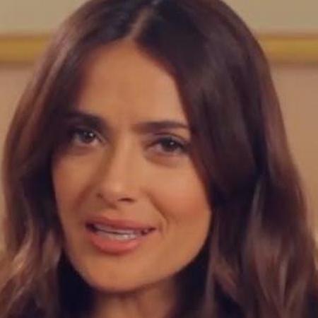 Salma Hayek quiere que tú seas parte