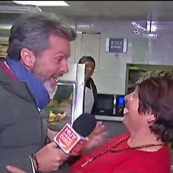 Cristián Sánchez desordenó la mañana en Estación Central