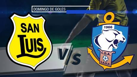San Luis vs D. Antofagasta