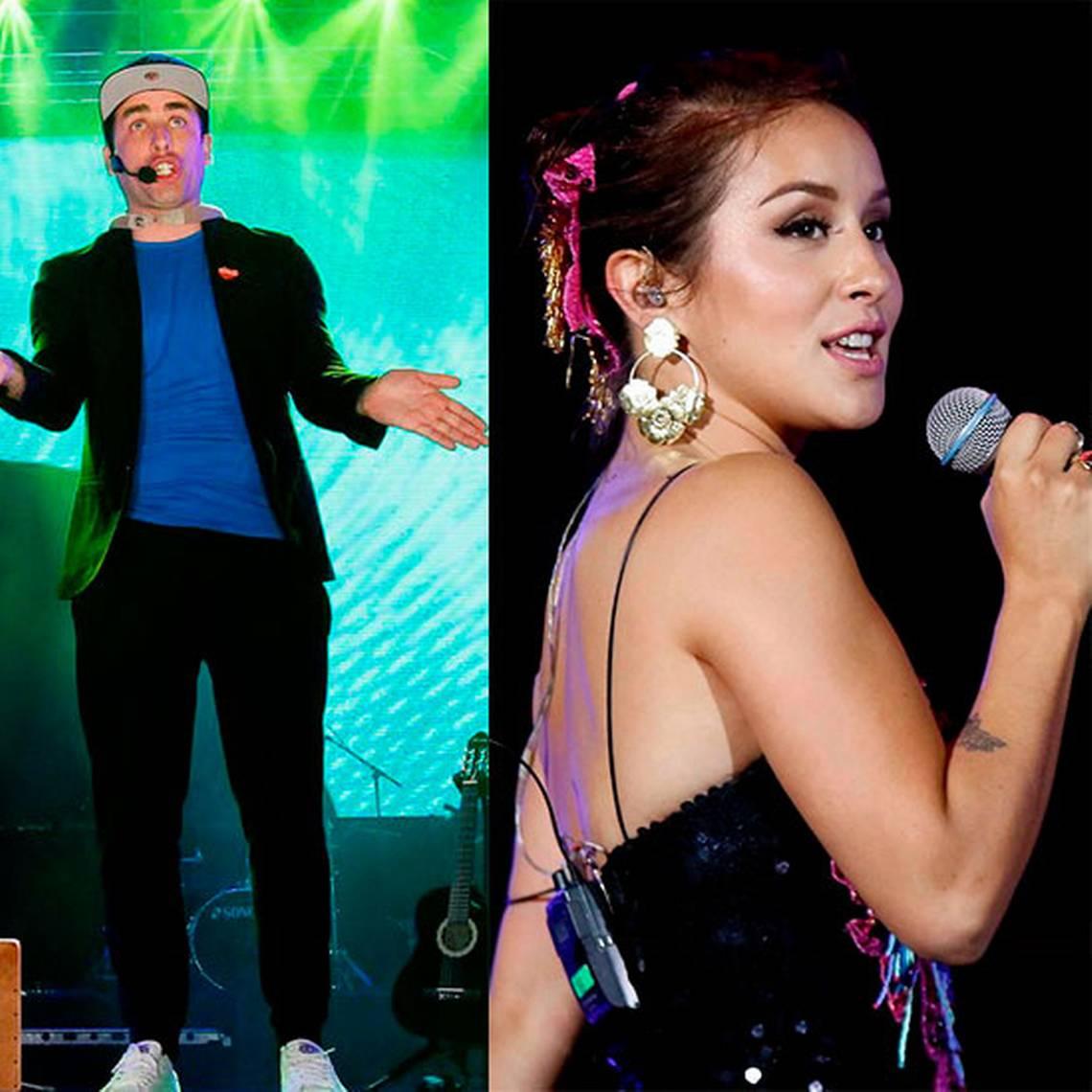 El reggaeton y el humor se tomarán la segunda noche de Talca