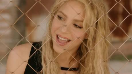 Shakira revela parte de sus nuevas canciones