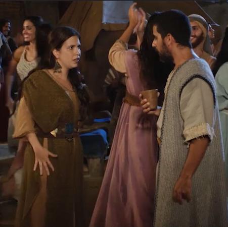 El difícil comienzo entre Simut y Jerusa