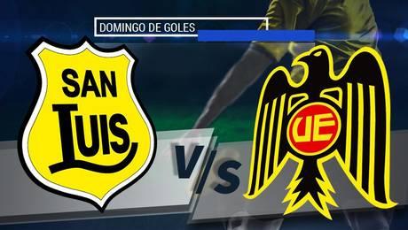 San Luis vs U. Española