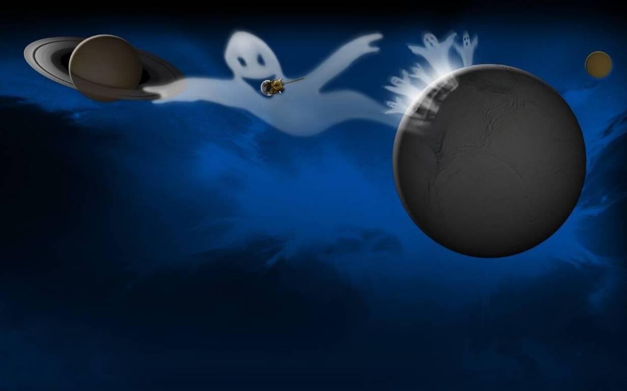 ¡De miedo! Los aterradores sonidos del espacio liberados por la NASA