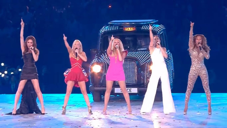 ¡Todas juntas! Mira la foto de la reunión de Spice Girls