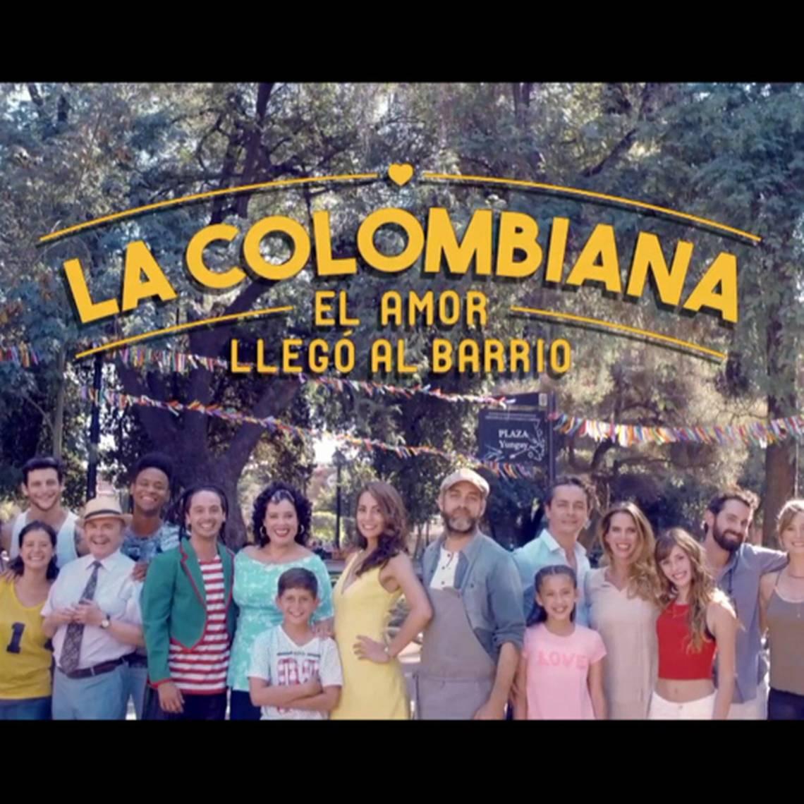 La Colombiana: el amor llegó al barrio