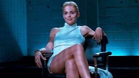 """Sharon Stone compartió video del casting de """"Bajos Instintos"""""""