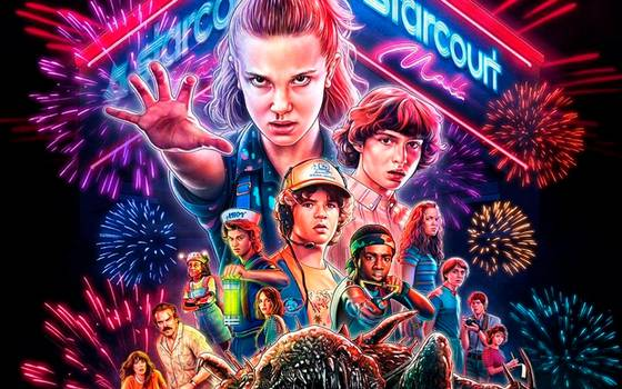 VIDEO | Netflix liberó el tráiler final de 'Stranger Things 3'