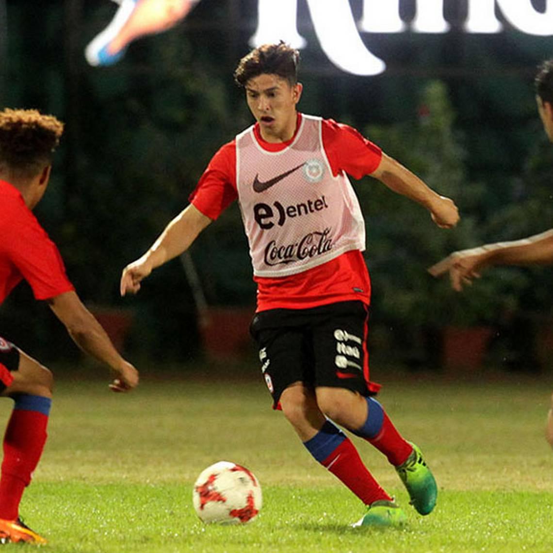 """TVN transmitirá debut de """"La Roja"""" en Mundial Sub 17"""