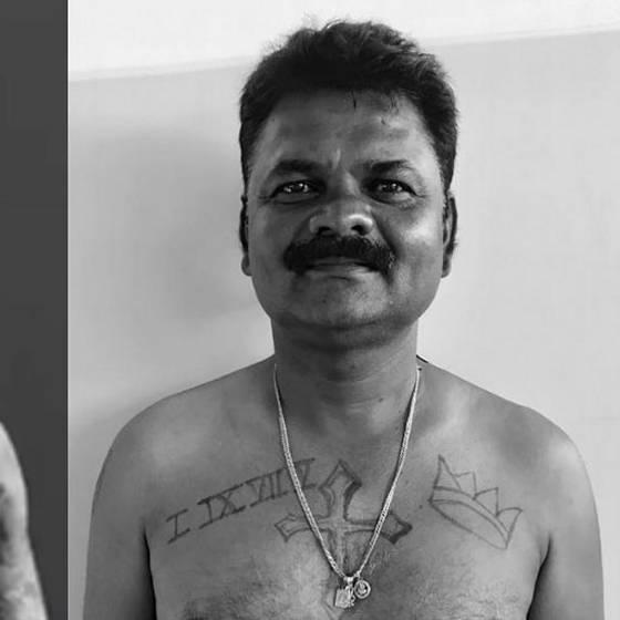 El ingeniero indú que la rompe imitando a famosos