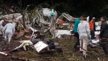 Las emotivas palabras de sobreviviente a accidente aéreo de Chapecoense