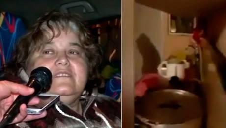 Los testimonios que deja supuesta casa embrujada en Puerto Montt