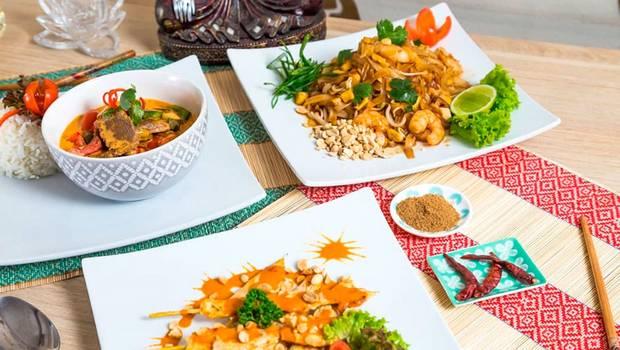 "Probamos la exquisita comida Thai de \""Curry\"""