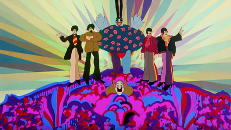 "Película ""Yellow submarine"" regresa a la pantalla grande"