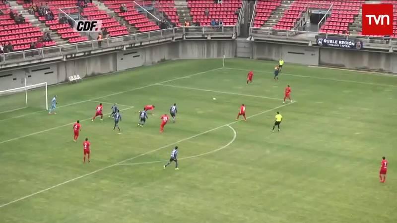 Ñublense 0 - 1 Huachipato