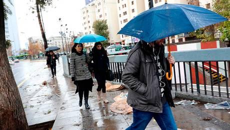 Pronóstico del tiempo: ¿Por qué hace tanto frío?