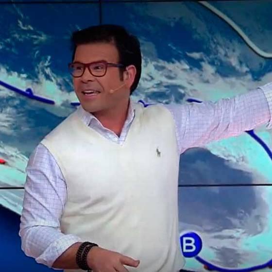¡Nacho Gutiérrez nos entrega el informe tiempo!