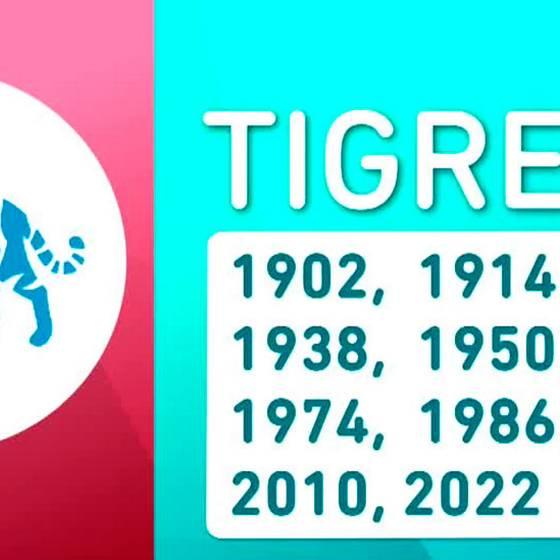 Horóscopo chino: Tigre
