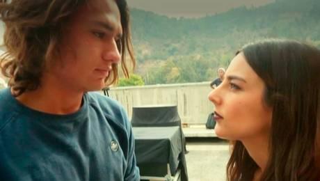 Toarii y Daniela Castillo: así es la nueva pareja de Rojo