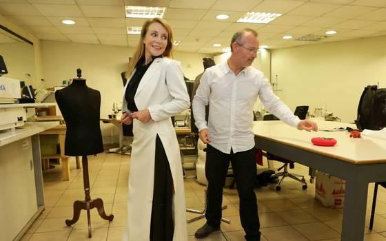 Karen Doggenweiler alista traje con que sorprenderá en Olmué