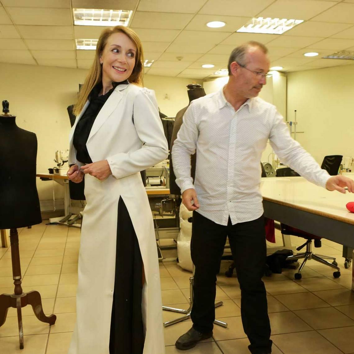 Karen Doggenweiler ultima detalles de traje con que sorprenderá en Olmué