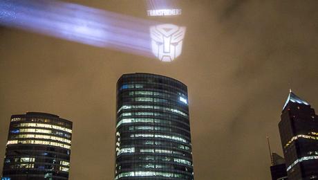 ¡Este mes Transformers se apoderan de Santiago!