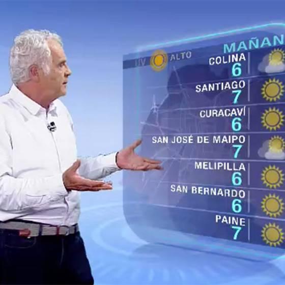 Pronóstico para este domingo 14 de octubre
