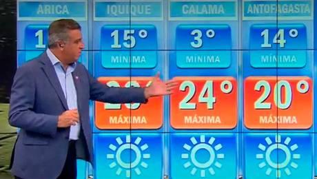 El hombre del tiempo: ¿Bajan las temperaturas?