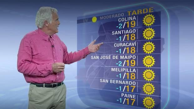 Pronóstico para este lunes 23 de julio