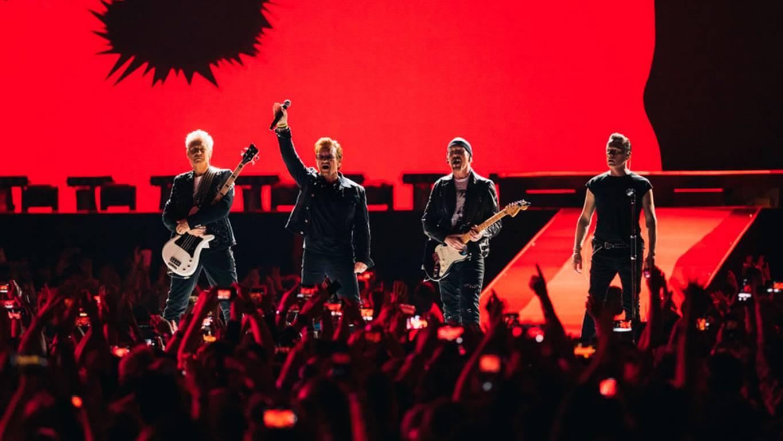 ¡No falta nada! Esto es lo que traerá el concierto de U2 en Chile
