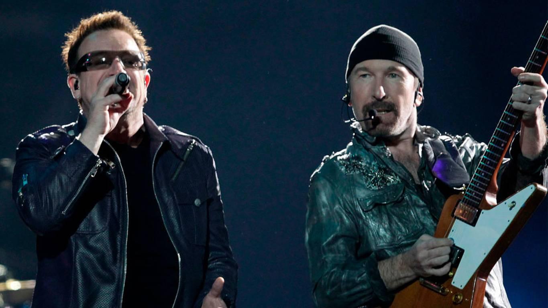 ¡Confirmado! U2 llegará a Chile acompañado del ex vocalista de Oasis
