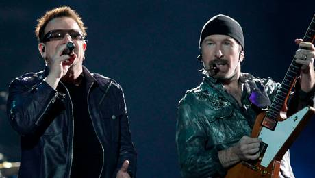 ¡Confirmado! U2 llegará al país acompañado del ex vocalista de Oasis