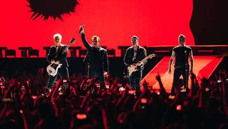 ¡Estos son los precios para el concierto de U2 en Chile!
