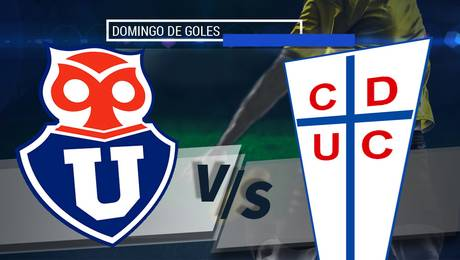 U de Chile vs U Católica