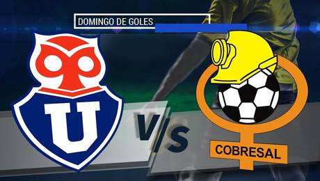 U. de Chile vs Cobresal