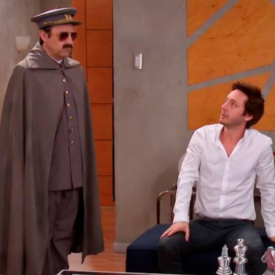 Gaspar sufre con su nuevo ángel guardián