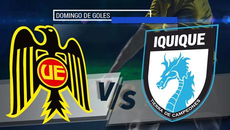U. Española vs D. Iquique