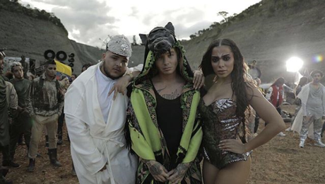 J Balvin y su nuevo video inspirado en Mad Max