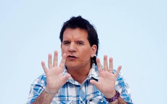 Vasco Moulian revela los secretos de los reality show