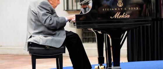 A los 98 años fallece el destacado músico Vicente Bianchi