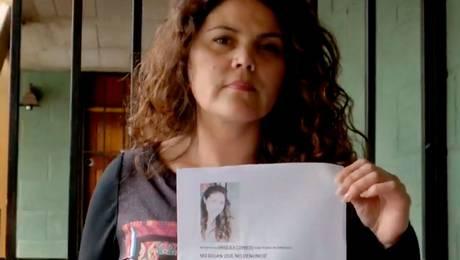 Mujer hace pública su situación de maltrato por temor a ser víctima de femicidio