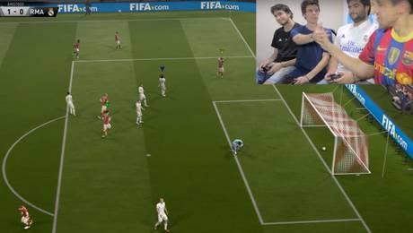 El desenlace de Bayern vs Real Madrid al estilo Los Displicentes