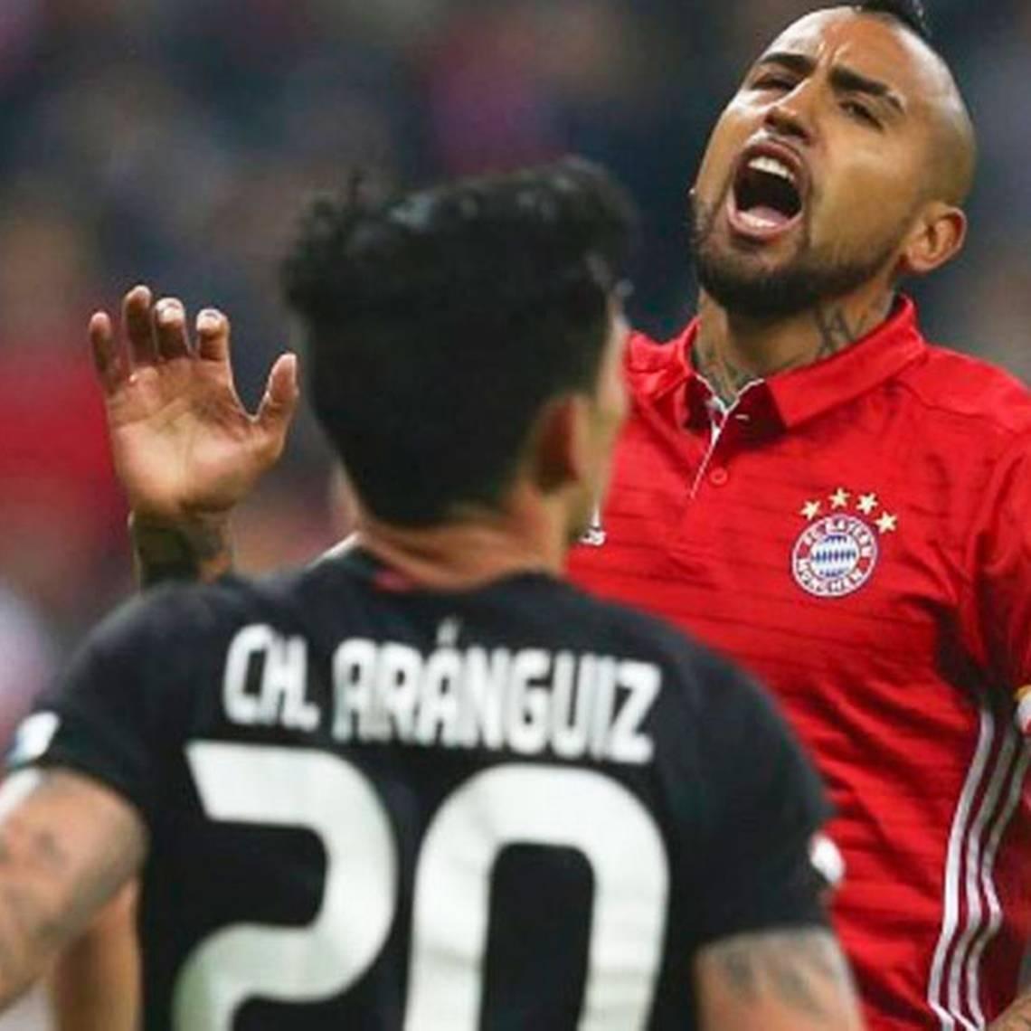 Habrá duelo duelo de chilenos en el inicio de la Bundesliga