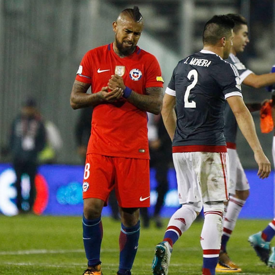 Arturo Vidal se desahogó con polémico mensaje en Twitter