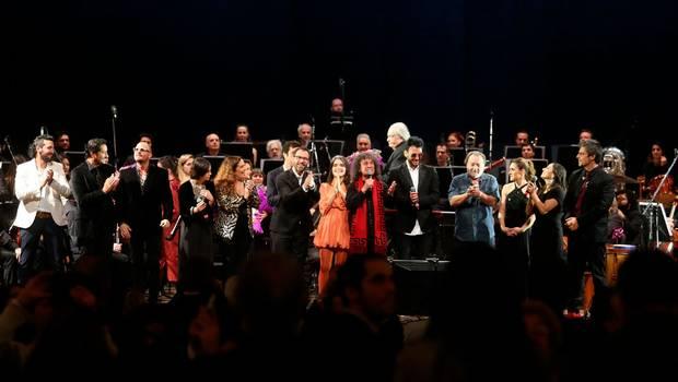 TVN transmitirá el homenaje a Violeta Parra en Buenos Aires