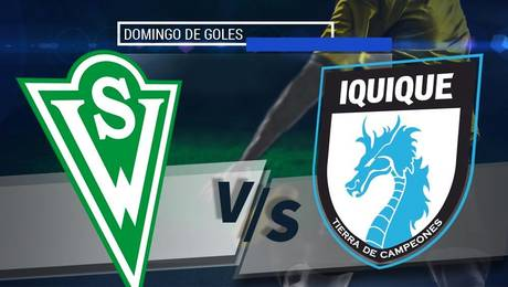S. Wanderers vs D. Iquique