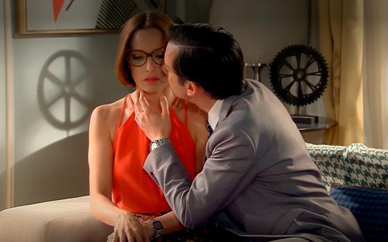 ¡Rodrigo y Bárbara se besaron!
